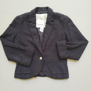 Anthropologie Tabitha Tweed Blazer